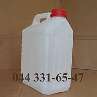 Пластиковая Канистра 5 л с крышкой, фото 1
