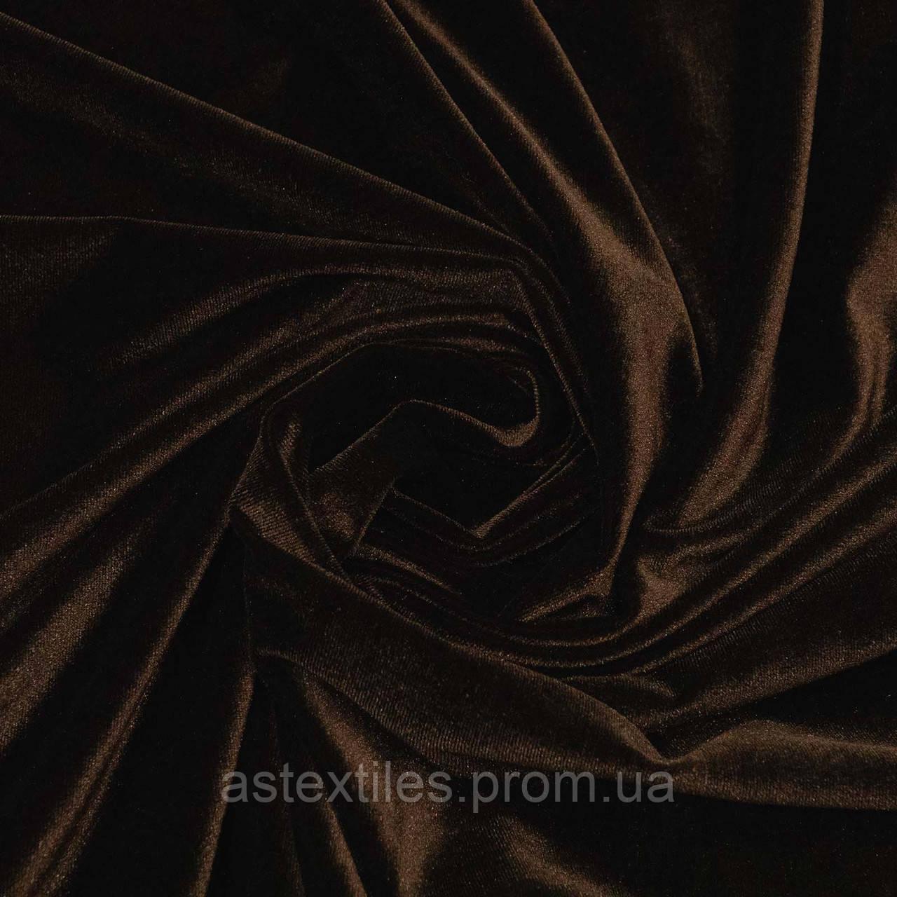Бархат (коричневый)