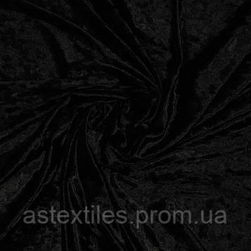 Мраморный бархат (чёрный)