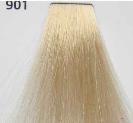 Краска для волос 901 Nouvelle Smart Ультрасветлый пепельный блондин 60 мл