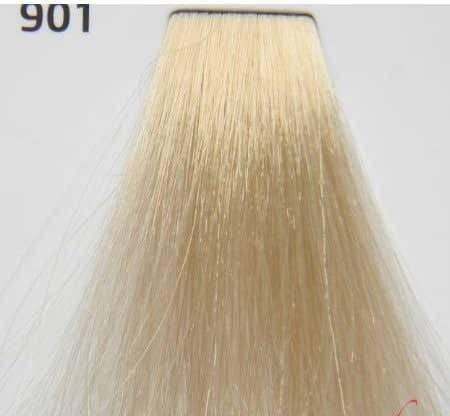 Краска для волос 901 Nouvelle Smart Ультрасветлый пепельный блондин 60 мл, фото 2