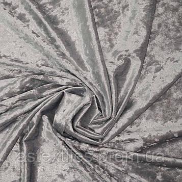 Мармуровий оксамит (сірий світлий)