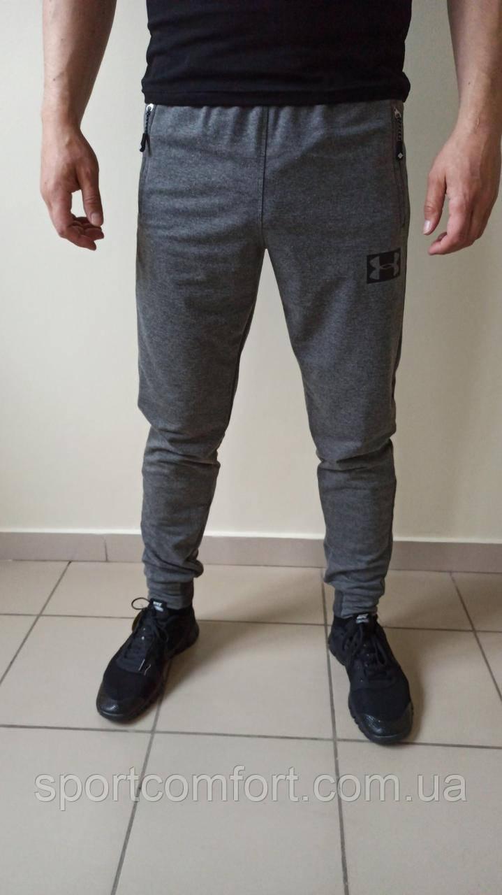 Спортивные брюки Under Armour мужские серые