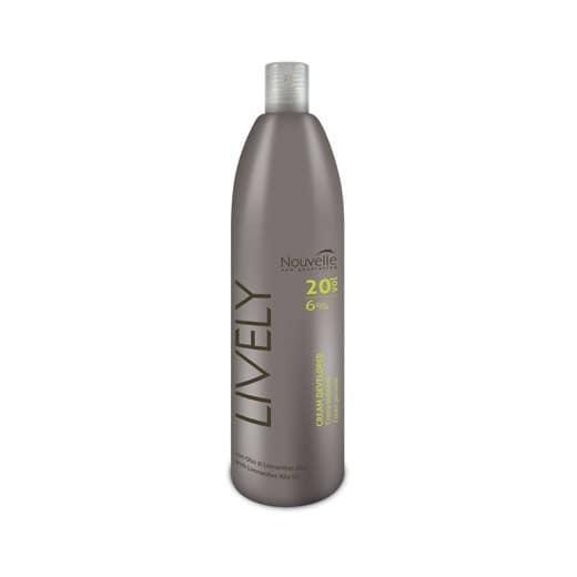 Окислительная эмульсия 3% Nouvelle Lively Hair 1000 мл