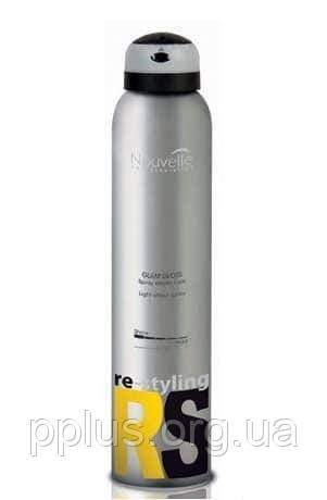 Спрей для блеска волос Nouvelle Glam Gloss 200 мл