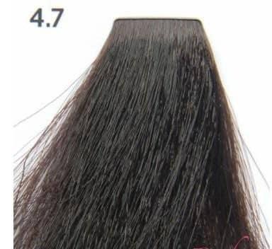 Краска для волос 4.7 Nouvelle Smart Эбеновое дерево 60 мл, фото 2