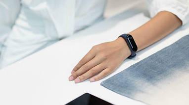 Фитнес-часы М3 аналог mi band 3, треккер, сенсорные фитнес часы, фото 3