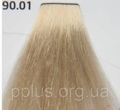 Краска для волос 90.01 Nouvelle Smart Серебро 60 мл, фото 2