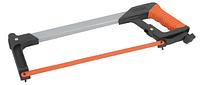 Ножівка по металу з платсмасовою ручкою, 300 мм