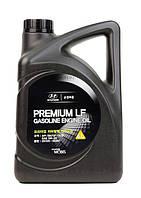 Моторне масло Mobis (Hyundai/Kia) Premium LF Gasoline 5W-20 4л, фото 1