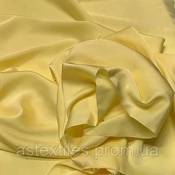 """Шовк """"Армані"""" (жовтий)"""