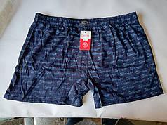 Мужские шорты (семейные трусы батал 5,6,7) Марка «CASTOM» арт.58106