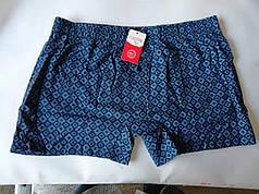 Чоловічі шорти (сімейні труси батал 5,6,7) Марка «CASTOM» арт.58006