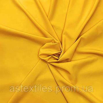 Габардин (жовтий)