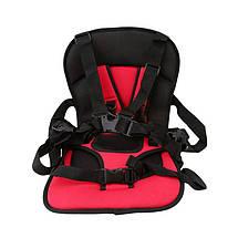 Бескаркасное автокресло для детей Multi Function Car Cushion, фото 3
