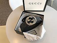 Ремень Gucci черный, фото 1