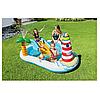 Надувной игровой центр-бассейн Intex 57162 Веселая Рыбалка