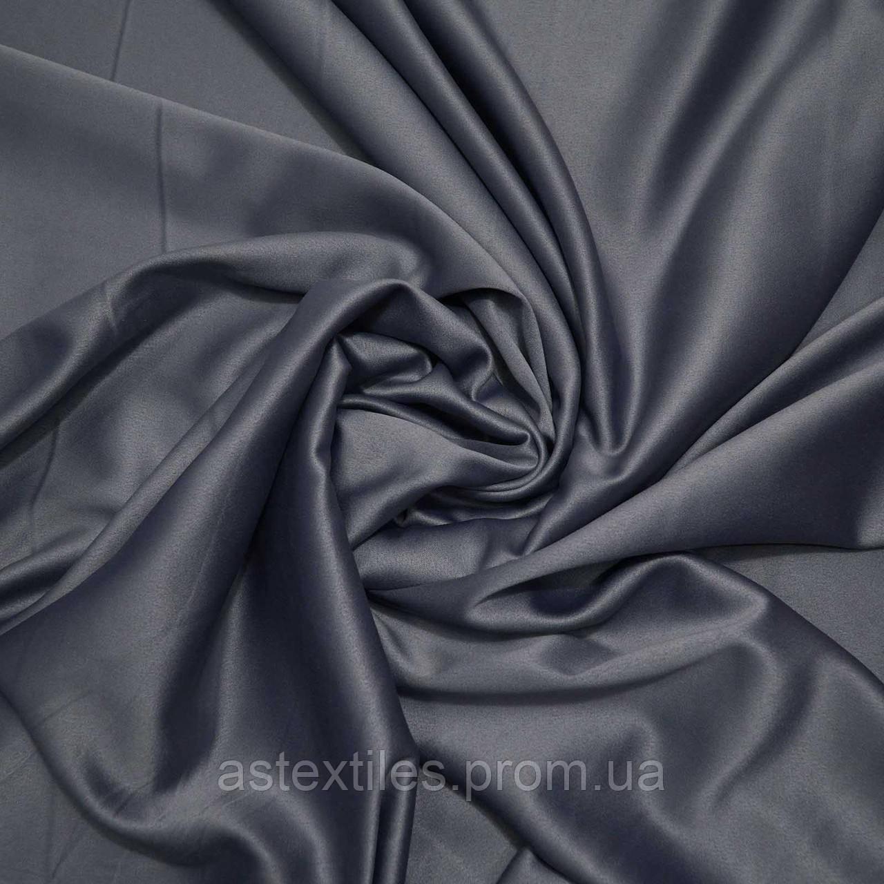 Королевский атлас (темно-серый)