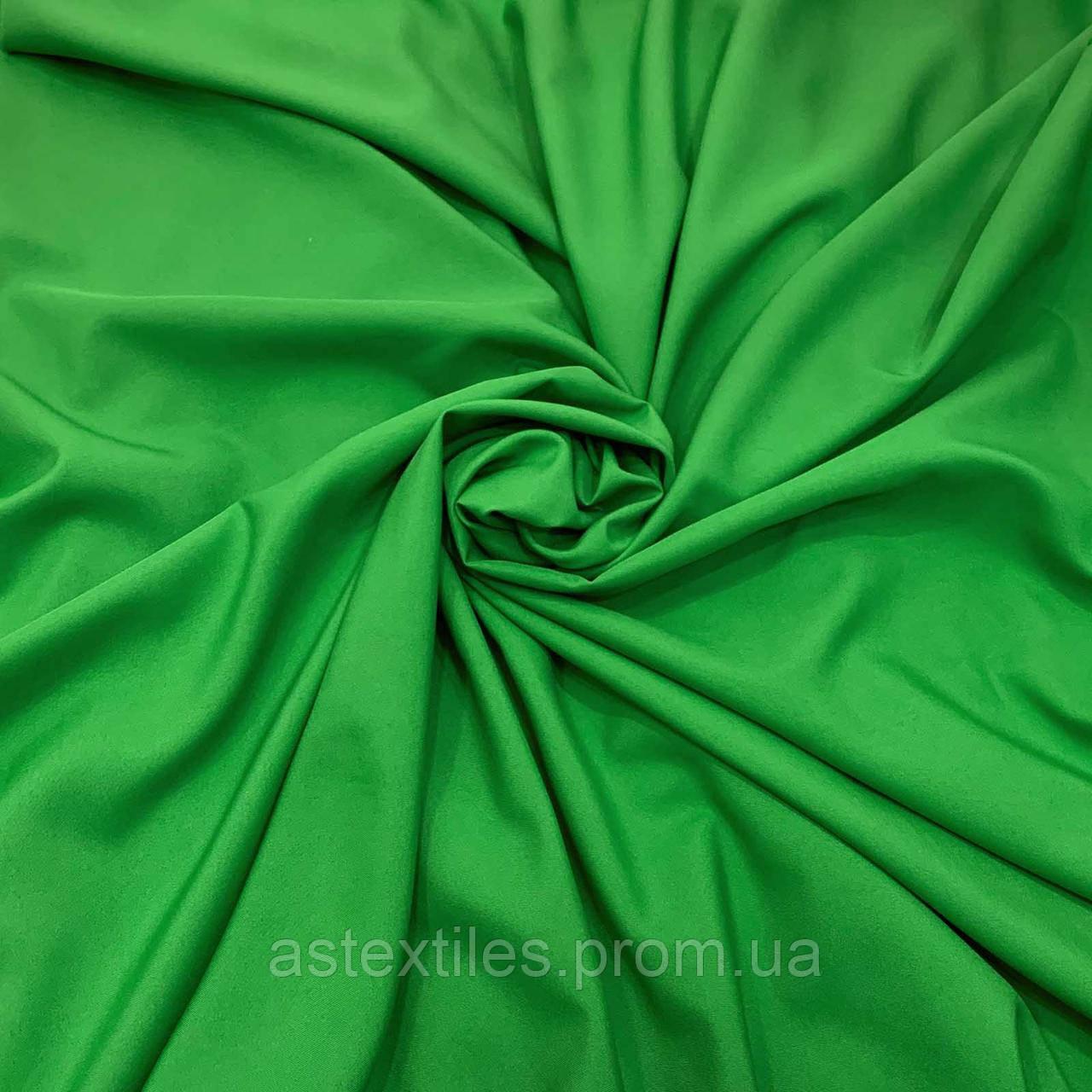 Габардин (світло-зелений)