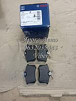 Колодки тормозные дисковые задние комплект (Пр-во Bosch)