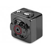 Мини камера SQ8 960P (микро видеокамера с датчиком движения и ночным видением)