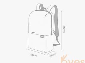 Рюкзак Xiaomi Mi Colorful Small Backpack | AG470010 РАЗНЫЕ ЦВЕТА, фото 3