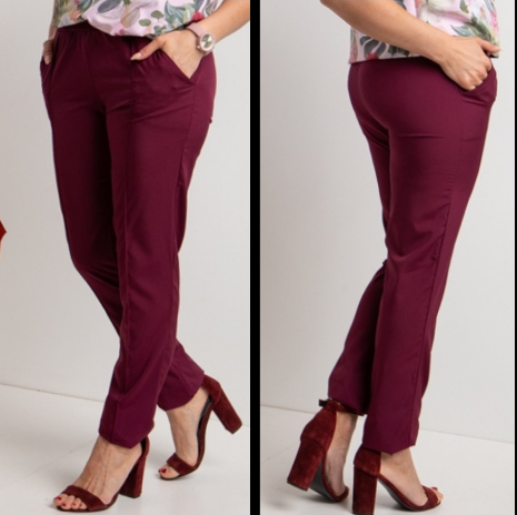 Летние полномерные брюки с карманами размеры от 62 до 68