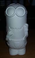 """Гипсовая статуэтка для раскрашивания """"Миньон Кевин"""", фото 1"""