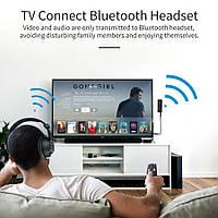 Bluetooth 5,0 аудио передатчик + приемник ZF-360 (Transmitter + Receiver)