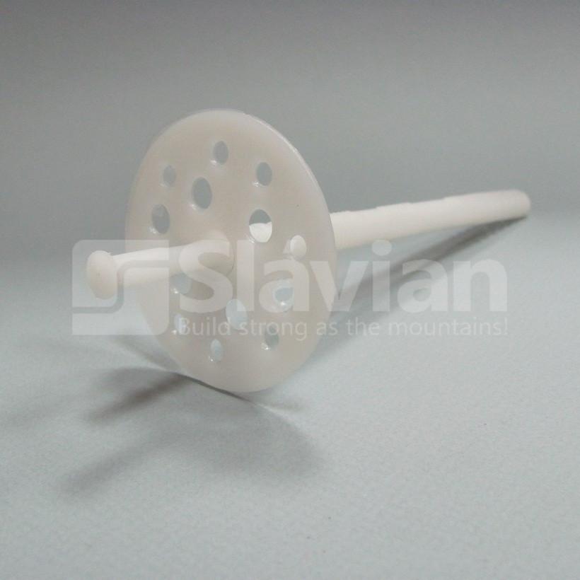 Дюбель крепления теплоизоляции с пластиковым гвоздем (Premium)