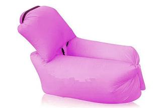 Ламзак с подушкой - надувной Матрас, мешок, диван ,кресло AIR Sofa 4 с ПОДУШКОЙ, фото 3