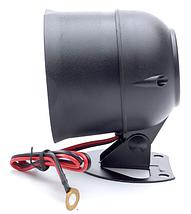 Автомобильная Сирена 6-тональная 20 Вт MS-100 для сигнализации, фото 3