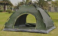 Палатка-автомат 4-х местная с автоматическим каркасом Leomax (210х210х140)