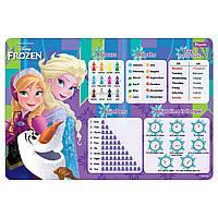 """Підкладка для столу дит. """"1В"""" №491717 Frozen"""