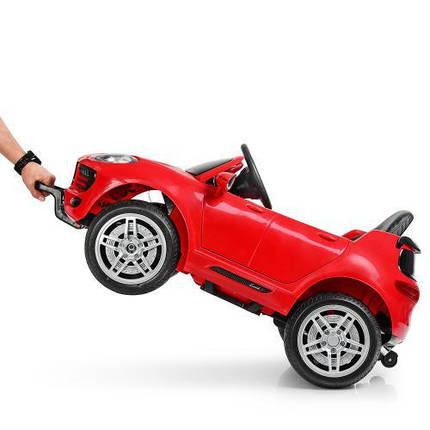 Детский электромобиль Bambi M 3178EBLR-3 пульт дистанционного управления музыка и свет, фото 2