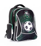 """Рюкзак """"Smart"""" Footbal 2від.,1карм. №ZZ-02/558188 (20)"""