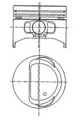 Поршень Fiat DOBLO 1.4   72мм
