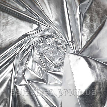 Плащівка фольга (серебрная)