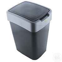 "Ведро для мусора плоская кр. 45 л ""Євро"""