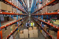 Автоматизация учёта продукции и материалов