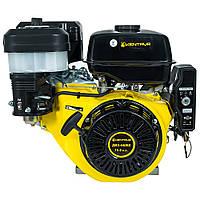 Двигатель бензиновый Кентавр ДВЗ-440БЕ (18 л.с., шпонка, вал 25,4, эл.стартер)