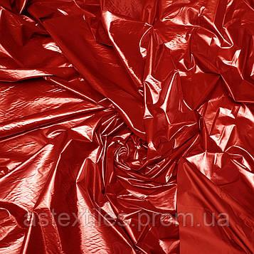 Плащівка фольга монклер (червона)