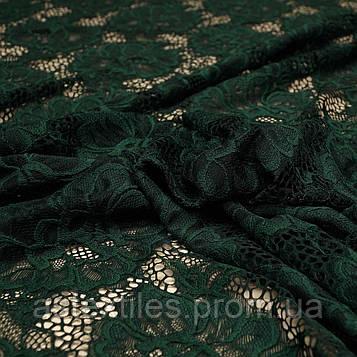 Гіпюр набивний (темно-зелений)