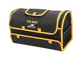 Сумка-кейс для инструментов Профи 430 мм., Tolsen (80102)