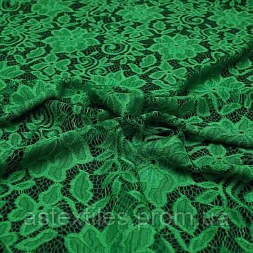 Гіпюр набивний (зелений)