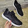 Кросівки чоловічі текстильні чорні