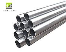 Нержавеющая круглая труба 45 мм 12Х18Н10Т пищевая сталь, бесшовная aisi 321, фото 3