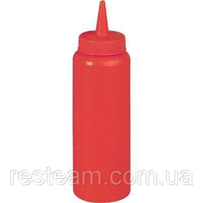 503601 Бутылка для соусов FoREST (360 мл) красная