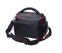 Фото сумка mini Canon EOS, противоударная чехол-сумка Кэнон оригинал ( код: IBF023sB )