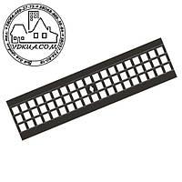 Решетка водоприемная Basic РВ-10.14.50 ячеиста чугунная СЧ, кл.В 20402